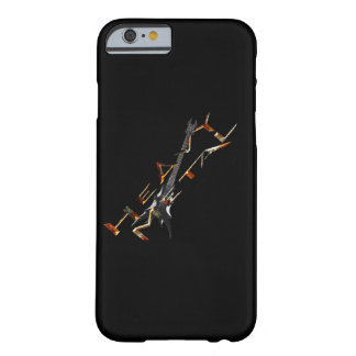 Heavy Metal Barely There iPhone 6 Case