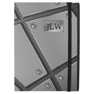 Heavy Metal iPad Pro Case with No Kickstand