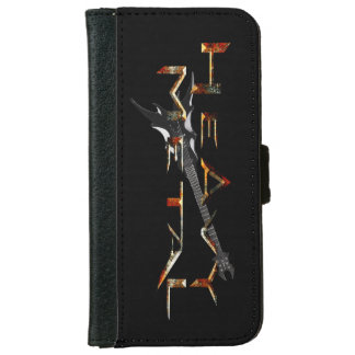 Heavy Metal iPhone 6 Wallet Case