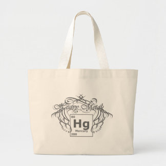 Heavy Metal Large Tote Bag