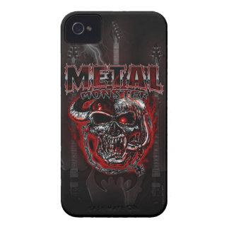 Heavy Metal Monster iPhone 4 Case