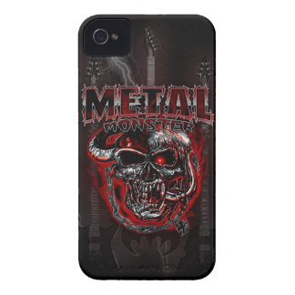 Heavy Metal Monster iPhone 4 Covers