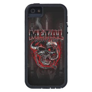 Heavy Metal Monster iPhone 5 Case