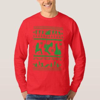 HEAVY METAL UGLY CHRISTMAS SWEATER SHIRT 3