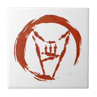 Heavy Metal Universe Logo Tile