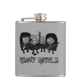 Heavy Metals Flasks