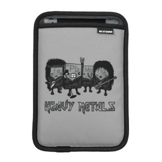 Heavy Metals iPad Mini Sleeve