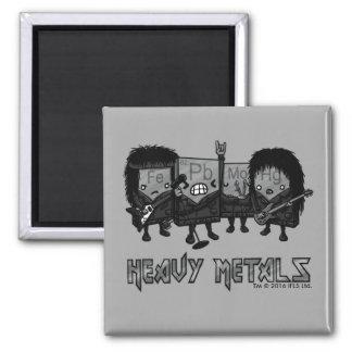 Heavy Metals Magnet
