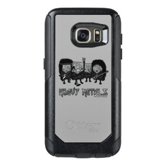Heavy Metals OtterBox Samsung Galaxy S7 Case