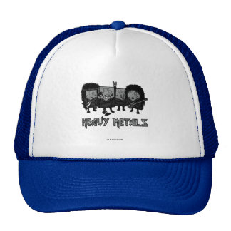 Heavy Metals Trucker Hat