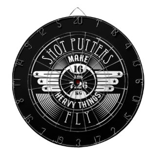 heavy things that fly dartboard