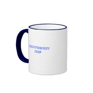 HEAVYWEIGHT CHEF COFFEE MUG