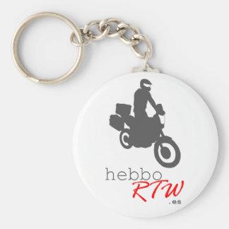 HebboRWT, el llavero Keychain