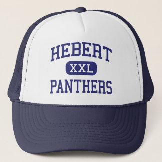 Hebert - Panthers - High School - Beaumont Texas Trucker Hat