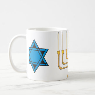 Hebrew Holiday Mug