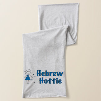 Hebrew Hottie Scarf