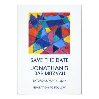 Hebrew Word Chai – Life Card