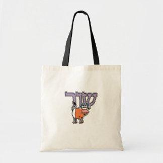 Hebrew Zodiac Tote - Taurus