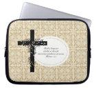Hebrews 11:1 Laptop or Netbook Carrier Sleeve
