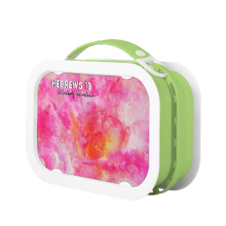 Hebrews 13 lunch box