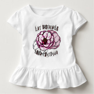 Hebrews 13 toddler t-shirt