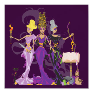 Hecate Invitations