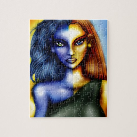 Hecate Jigsaw Puzzle