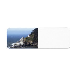 Heceta Head Lighthouse Return Labels