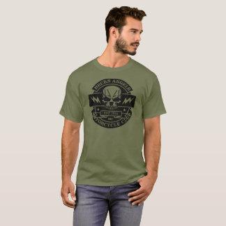 HECKS ANGELS_black T-Shirt