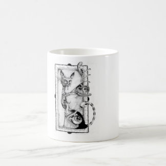 Hecticat Coffee Mug