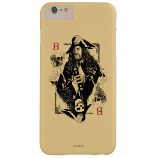 Hector Barbossa - Ruler Of The Seas Barely There iPhone 6 Plus Case