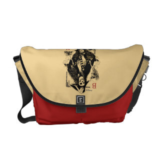 Hector Barbossa - Ruler Of The Seas Commuter Bag