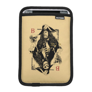 Hector Barbossa - Ruler Of The Seas iPad Mini Sleeve