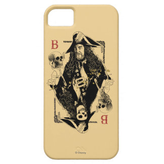 Hector Barbossa - Ruler Of The Seas iPhone 5 Covers