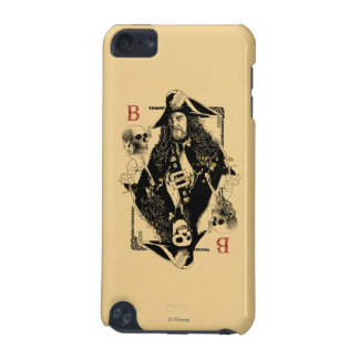 Hector Barbossa - Ruler Of The Seas iPod Touch 5G Cover