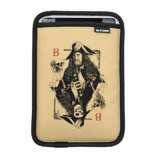 Hector Barbossa - Ruler Of The Seas Sleeve For iPad Mini