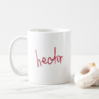 Hector Latte Project Official Mug