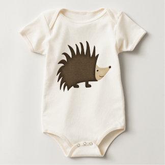 Hedgehog Baby Bodysuits