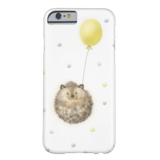 Hedgehog Barely There iPhone 6 Case