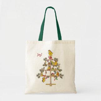 Hedgehog Christmas tree