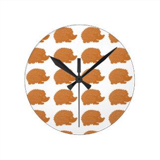 Hedgehog Clocks