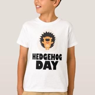 Hedgehog Day - Appreciation Day T-Shirt