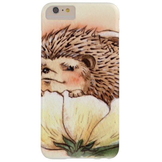Hedgehog Flower Baby Watercolor HTC Vivid / Raider 4G Case