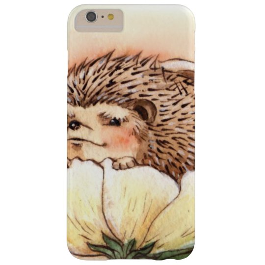 Hedgehog Flower Baby Watercolor Samsung Galaxy Nexus Covers