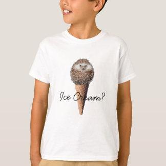Hedgehog Ice Cream T-Shirt