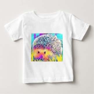 Hedgehog image baby T-Shirt