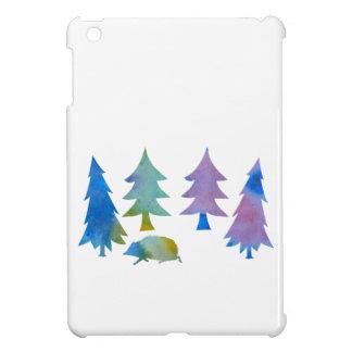 Hedgehog iPad Mini Cover