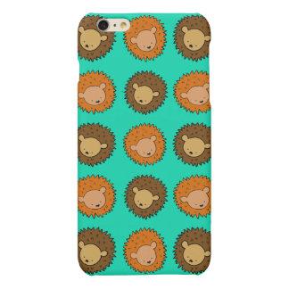 Hedgehog iPhone 6s/plus case