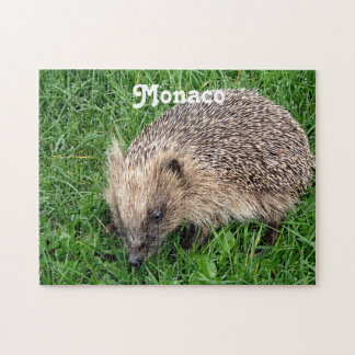 Hedgehog Jigsaw Puzzle