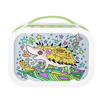Hedgehog Love☆1 Lunch Box